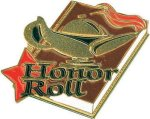 Honor Roll Pin Lapel Pins