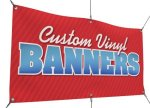 4 ft. x 10 ft. Outdoor Banners